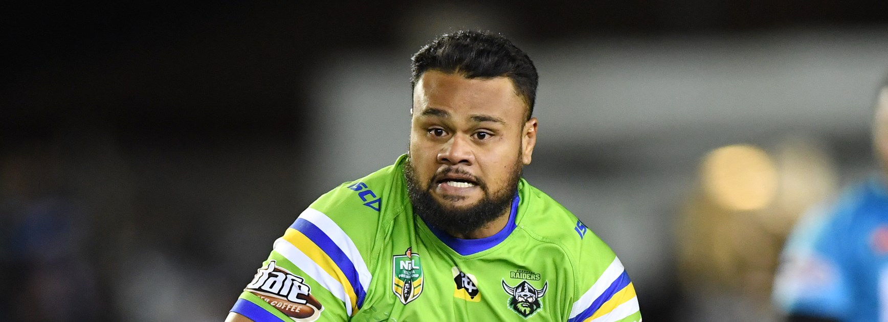 Dunamis Lui Re-Signs with the Raiders