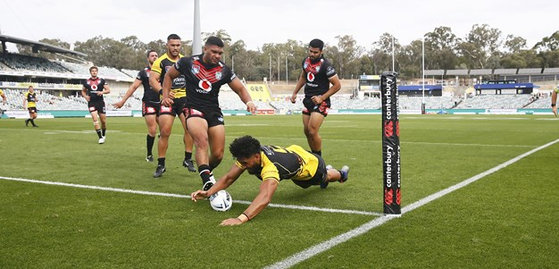 Late rally stops Vodafone Warriors
