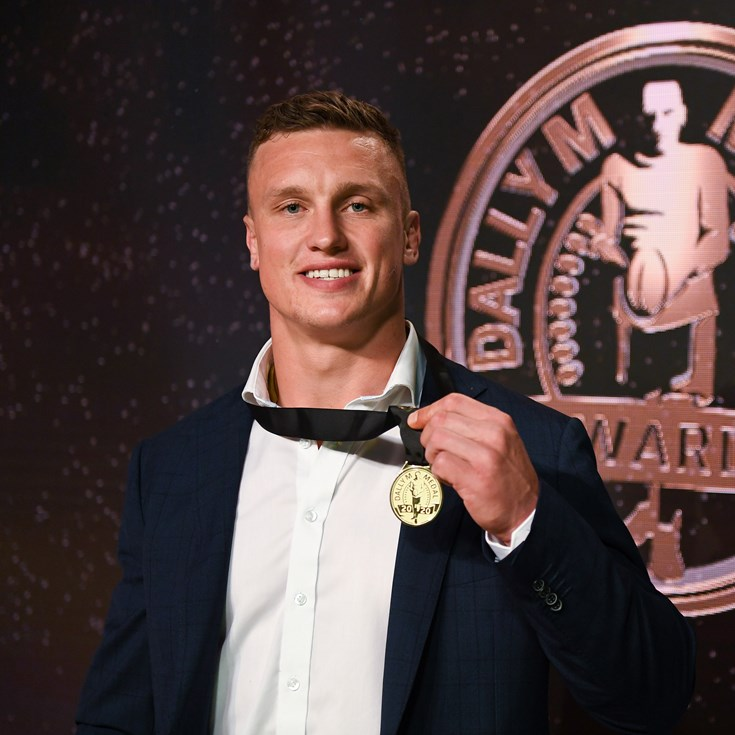Jack Wighton named finalist for CBR Sport Awards