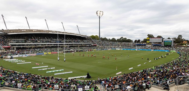 Important Canberra Stadium Information