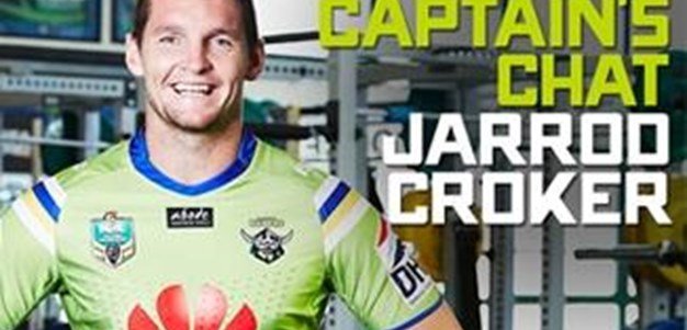 Captain's Chat: Jarrod Croker