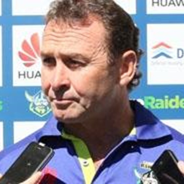 Ricky Stuart - First day of pre-season