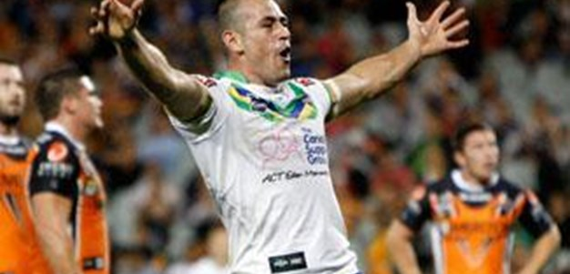 Terry Campese - ready for return to footy