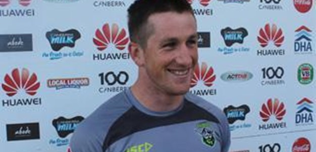 100th NRL Game for Josh McCrone