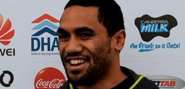 Bill Tupou - Welcome to the Raiders