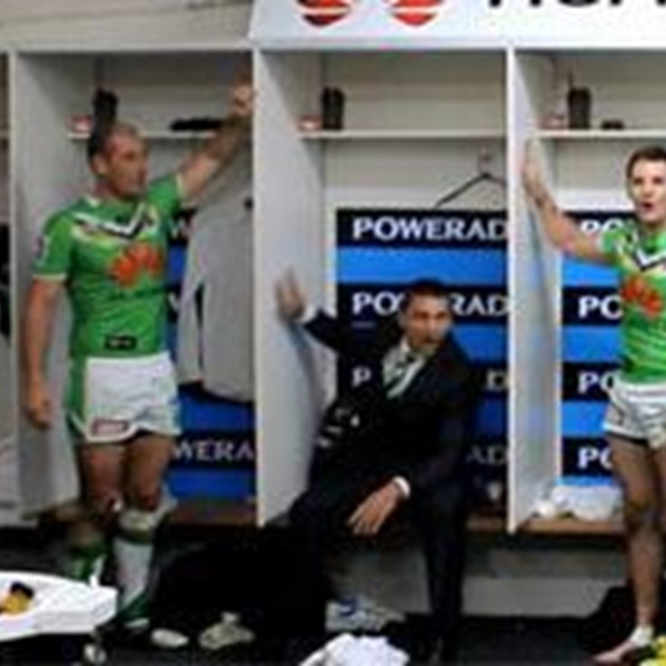 In the Sheds - Cowboys
