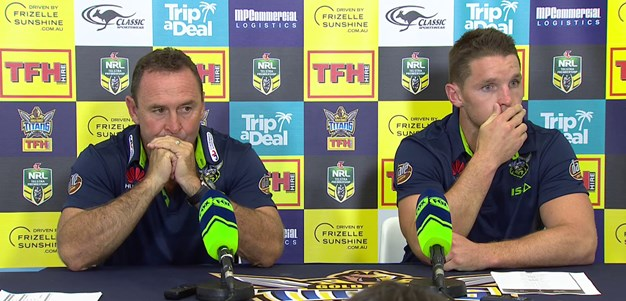 Raiders Rd 1 Post Match Press Conference