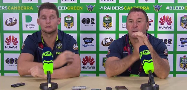 Raiders Rd 2 Post Match Press Conference