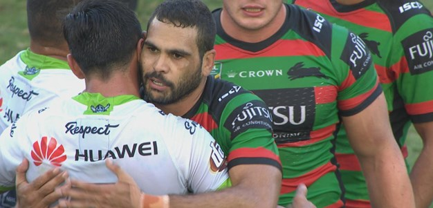 Rd 7 Highlights: Raiders v Rabbitohs