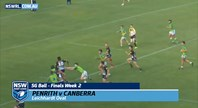 S.G. Ball Highlights: Raiders v Panthers