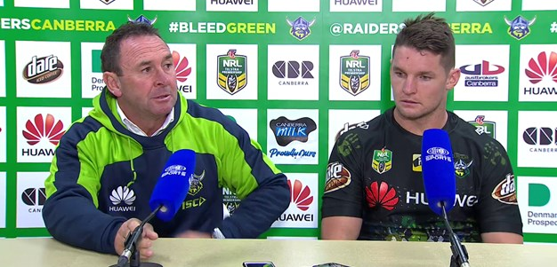 Round 10: Post Match Press Conference