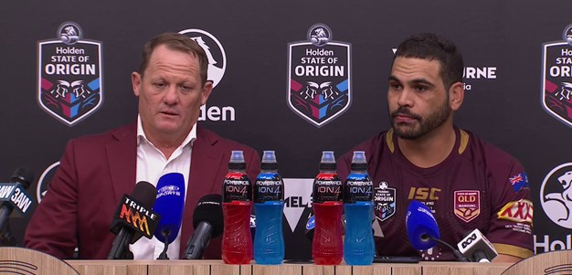 Origin: Queensland Press Conference