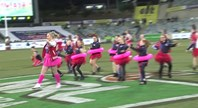 Pre-Game performance: Bom Funk Dance Studio