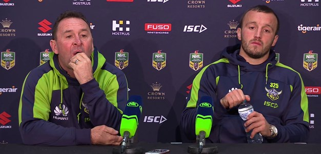 Round 20 Post Match Press Conference