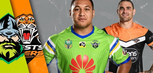 NRL.com preview: Raiders v Tigers