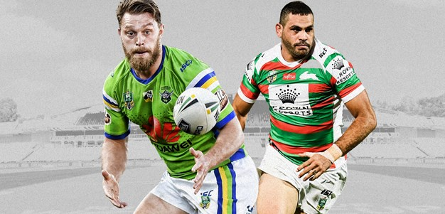 NRL.com Preview: Raiders v Rabbitohs - Round 24