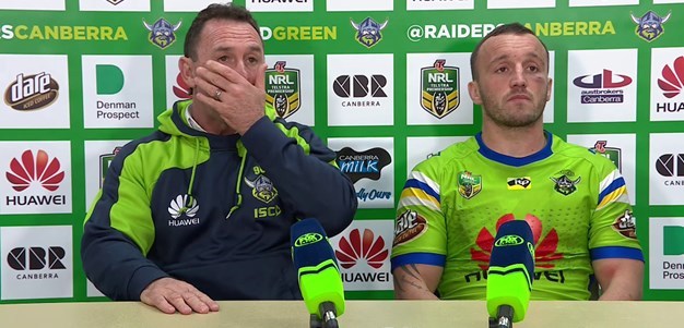 Round 24 Raiders Post Match Press conference