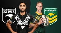 Video preview: Kiwis v Kangaroos