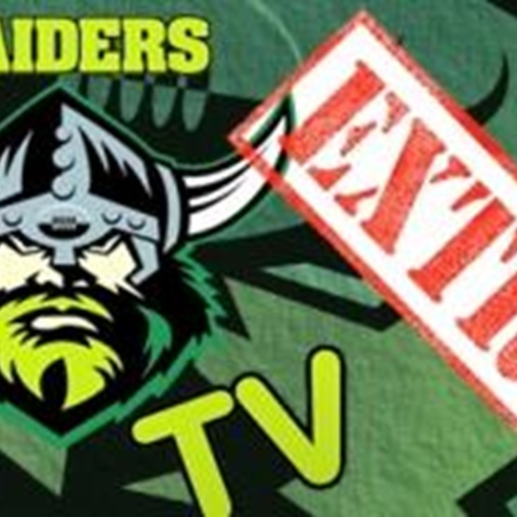 Raiders TV Extra - Dane Tilse
