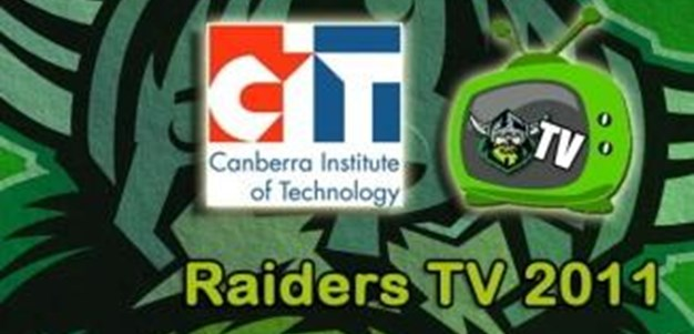 Raiders TV - Terry Campese