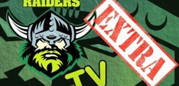 Glen Buttriss - Raiders TV Extra