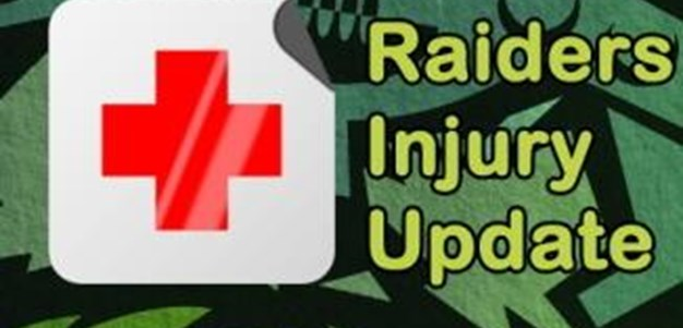 Rd22-Raiders Injury Update