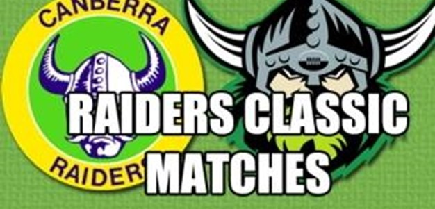 Raiders Classic Match - Titans