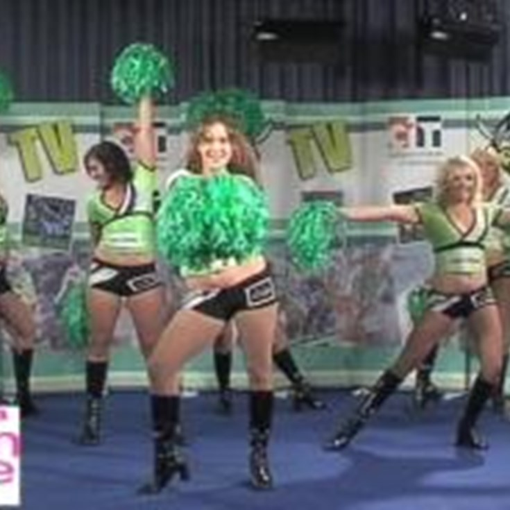 Raiders TV - Raiderettes - Women in League