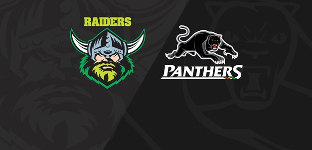 Classic match: Raiders v Panthers 2019