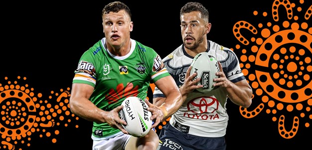 Raiders v Cowboys - Round 11