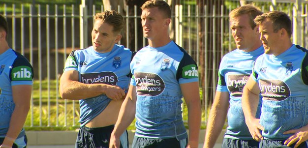 Where will Wighton play for the Blues?