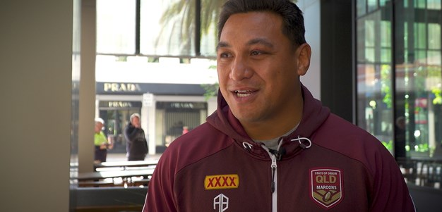 'Pretty confident we can do the job' - Josh Papalii