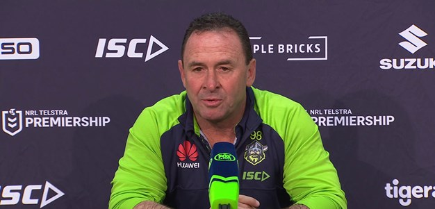 Press Conference: Raiders: Round 22