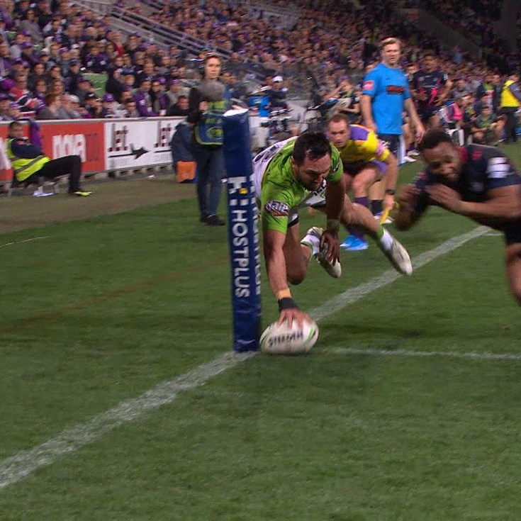 Rapana try sets up grandstand finish