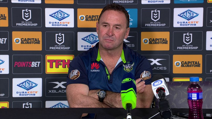 Press Conference: Raiders Round 24