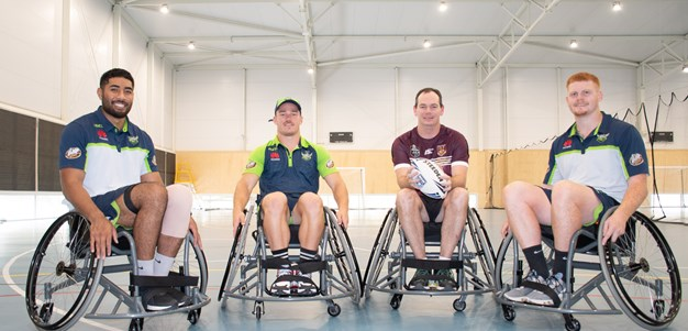 Wheelchair Rugby League Launched