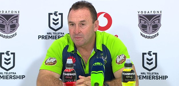 Press Conference: Stuart speaks after win over Warriors