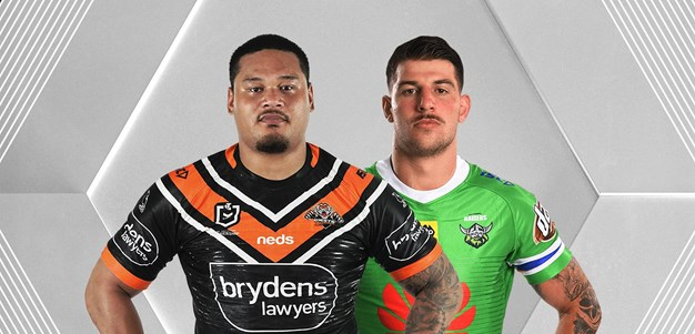 NRL.com Preview: Wests Tigers v Raiders - Round 5