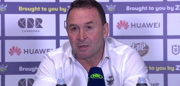 Press Conference: Raiders: Round 11