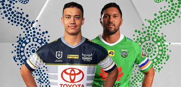 Cowboys v Raiders - Round 12