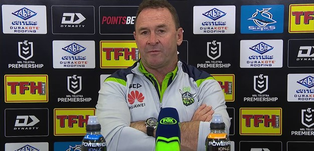 Raiders: Round 20 Press Conference