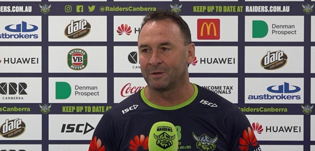 Coach's Comment: Stuart discusses the change of preparation