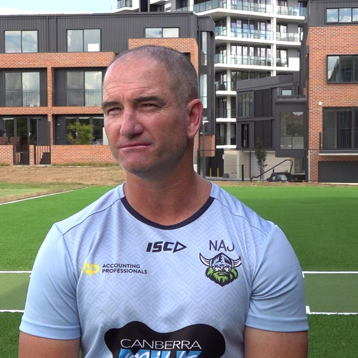 Pre-Season update with Nigel Ashley-Jones