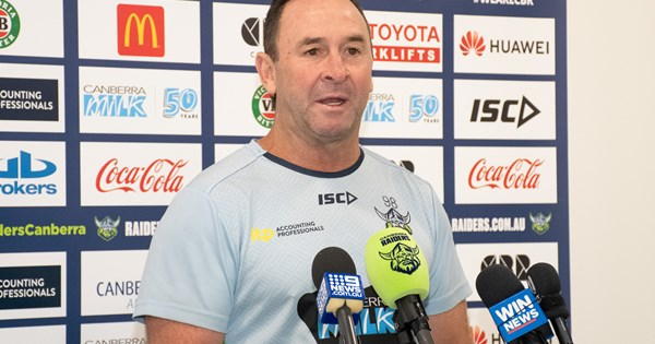 Coach's Comment: Wet weather, new rules, and an unchanged squad