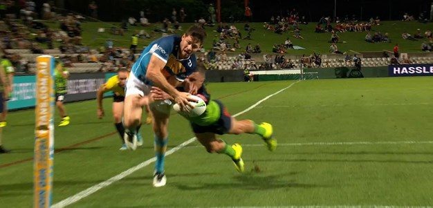 Moment of the Week: Wighton and CNK save certain tries
