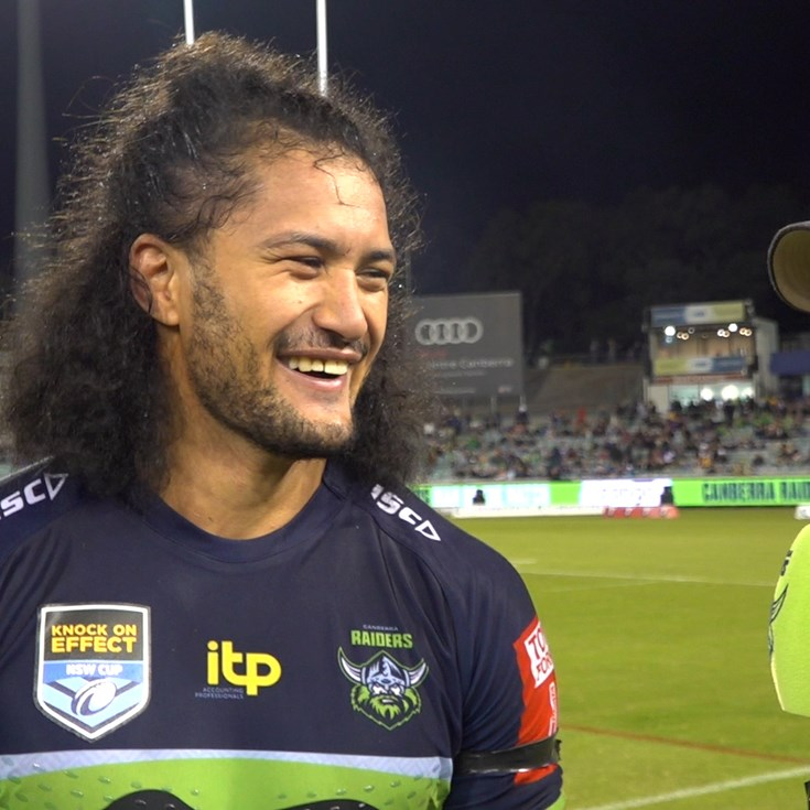 NSW Cup Post Match: Corey Harawira-Naera