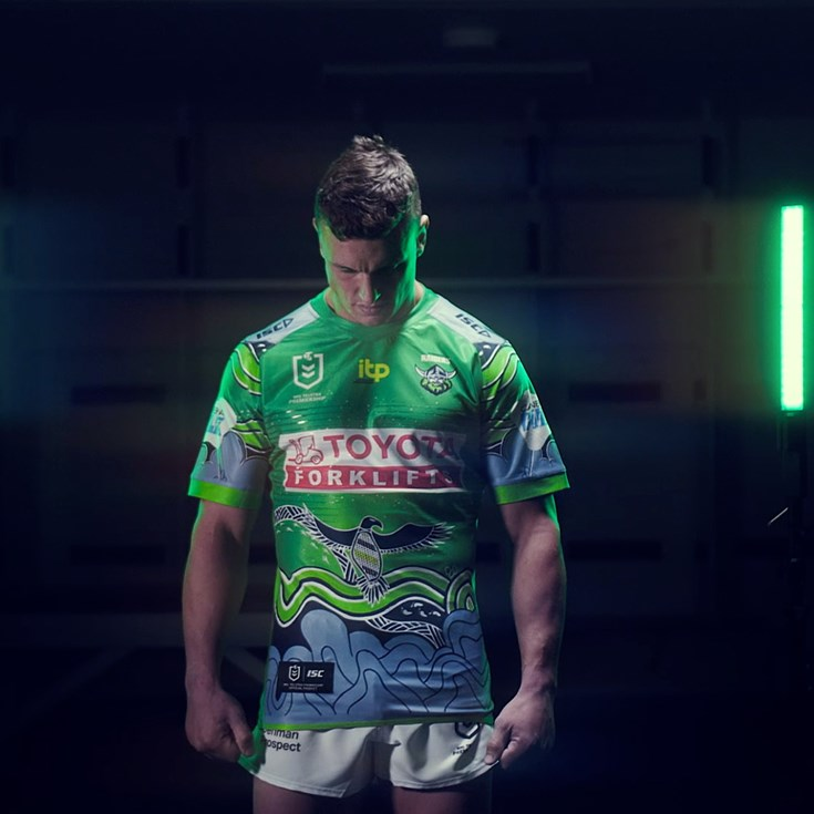 2021 Indigenous Jersey Revealed