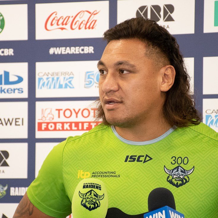 Papalii on feeling refreshed, team form and Sutton influence