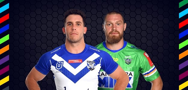 NRL.com preview: Bulldogs v Raiders - Magic Round