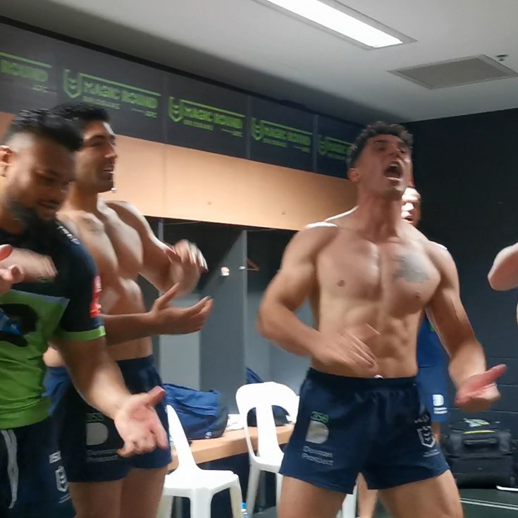 Team Song - Raiders v Bulldogs
